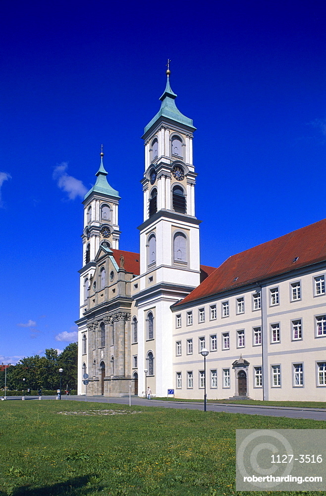 Monastery church St. Peter and Paul, Ravensburg, Baden-Wurttemberg, Germany