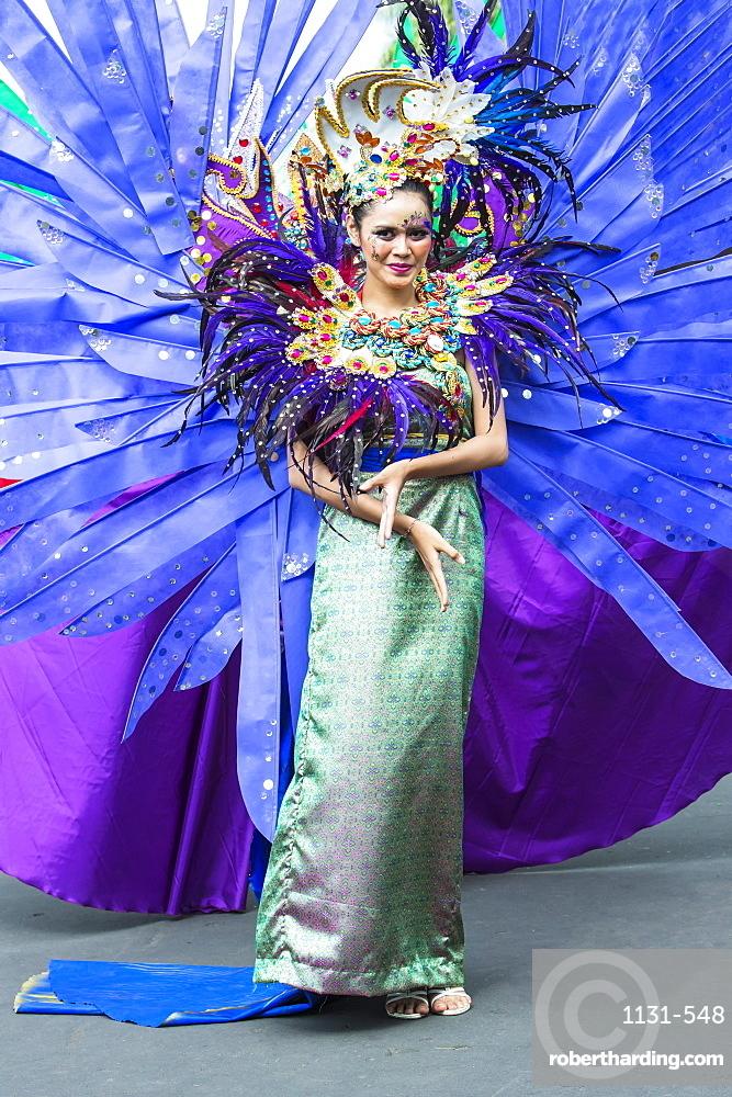 Jember Fashion Festival, East Java, Indonesia, Southeast Asia, Asia