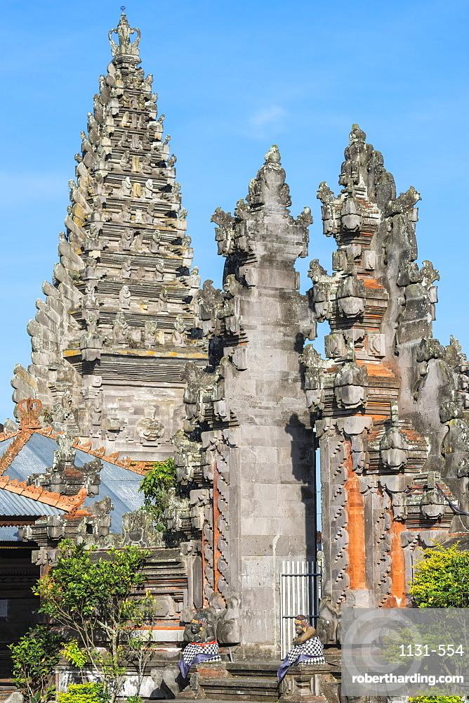 Pura Ulun Danu Batur temple, Bali, Indonesia, Southeast Asia, Asia