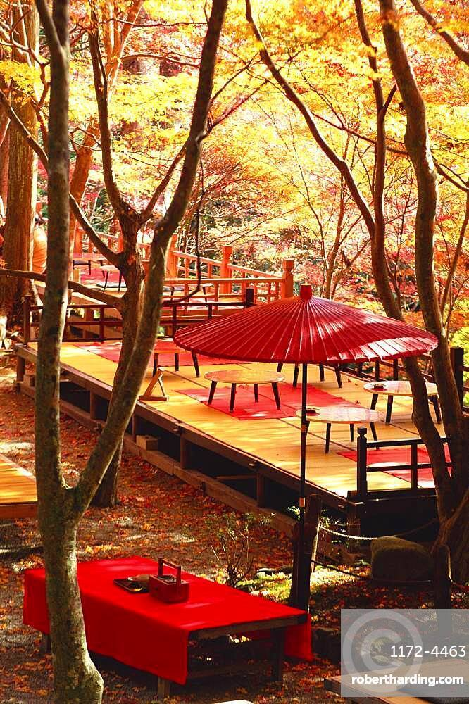 Kozan-ji, Kyoto, Japan