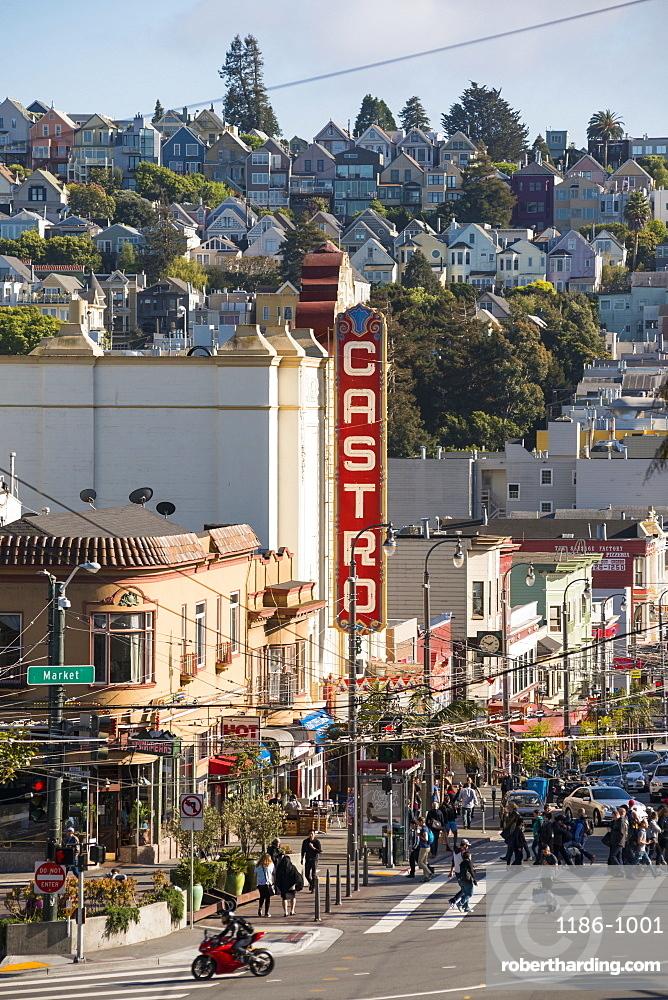 Castro District, San Francisco, California, United States of America, North America