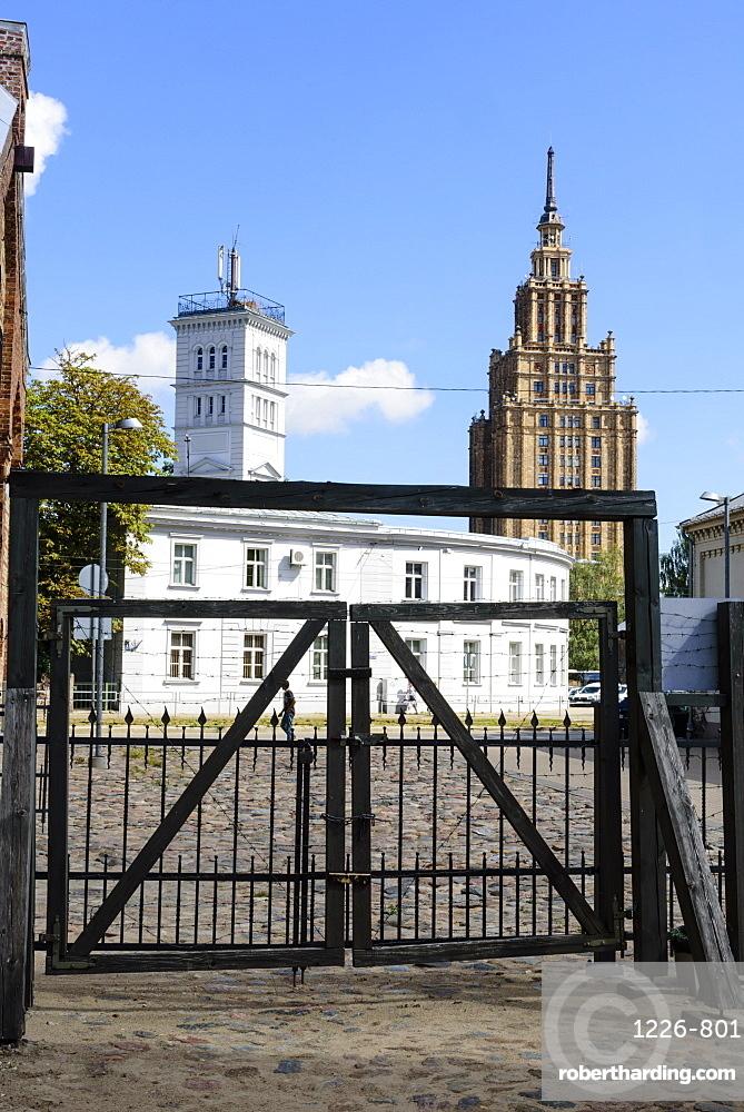 Ghetto and Holocaust Museum, Riga, Latvia, Europe