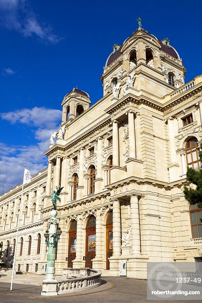 Natural History Museum (Naturhistorisches Museum), Maria-Theresien-Platz, Vienna, Austria, Europe