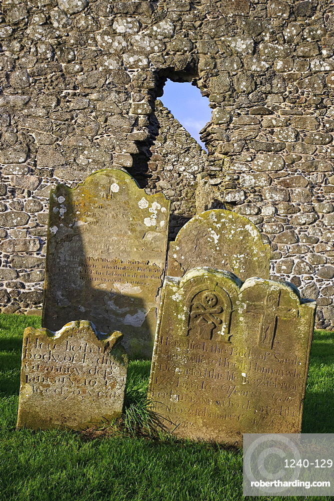 Cranfield Church, Lough Neagh, County Antrim, Ulster, Northern Ireland, United Kingdom, Europe