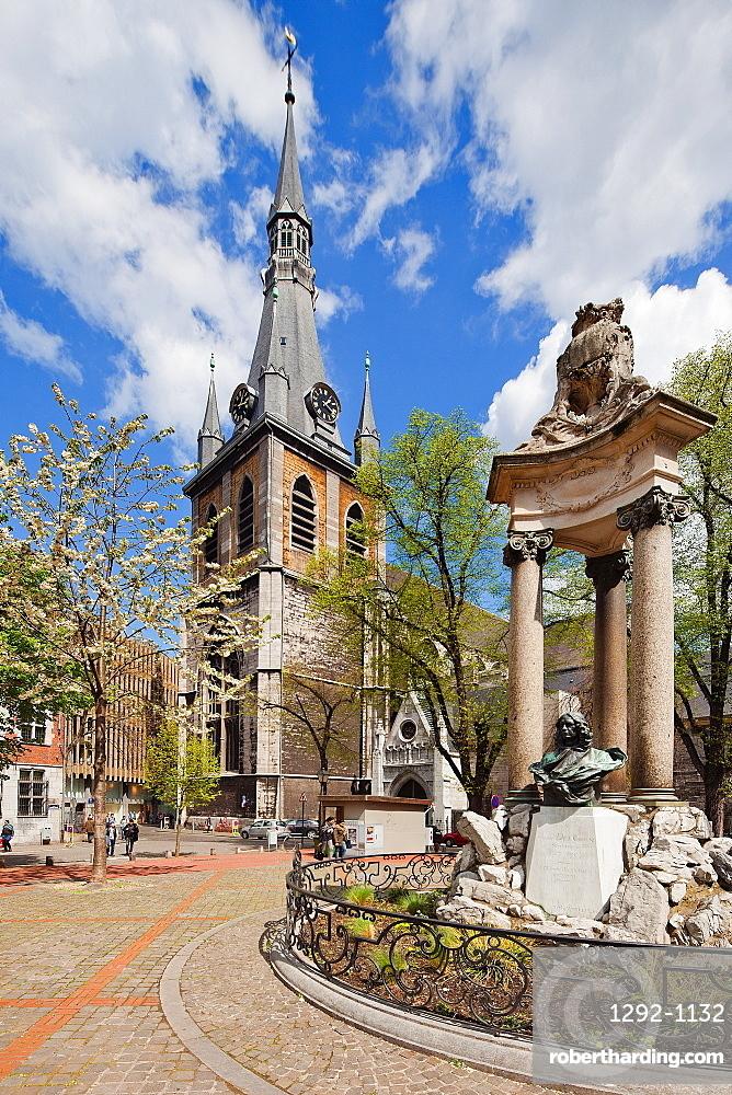 Liege, Belgium, Europe