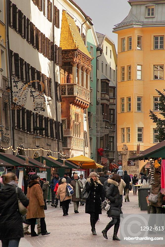 Innsbruck, Tyrol, Austria, Europe