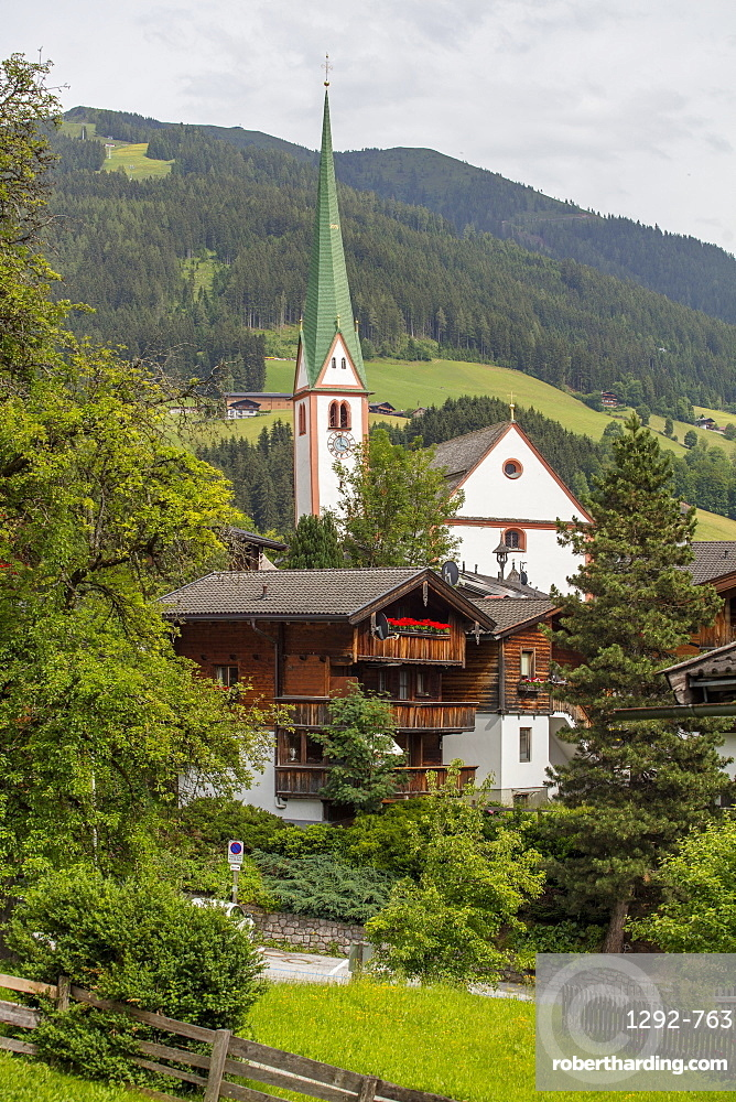 Alpbach, Tyrol, Austria, Europe