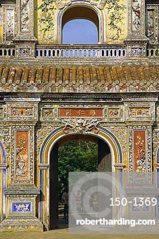 East Gate to Citadel, Hue, Vietnam