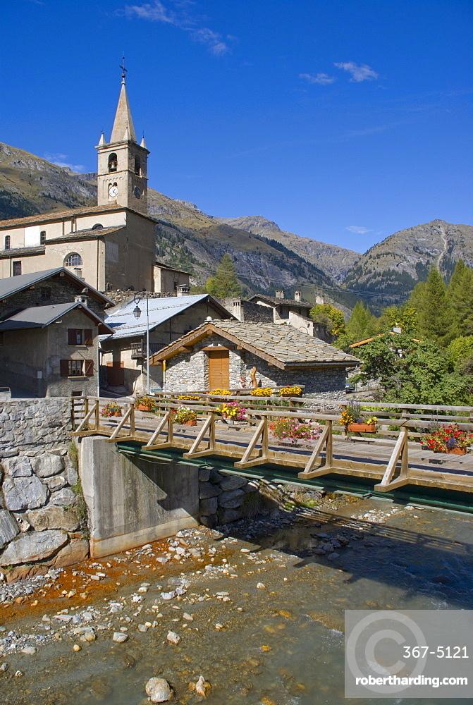 Termignon, Vallee de la Maurienne, Savoie, Alps, France, Europe