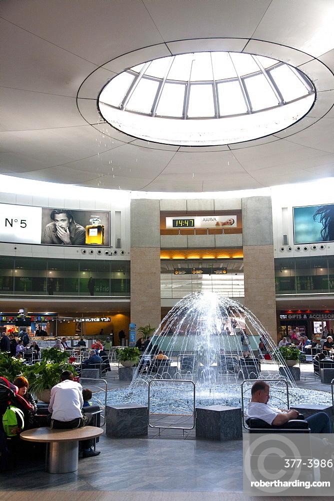 Ben Gurion Airport, Tel Aviv, Israel, Middle East