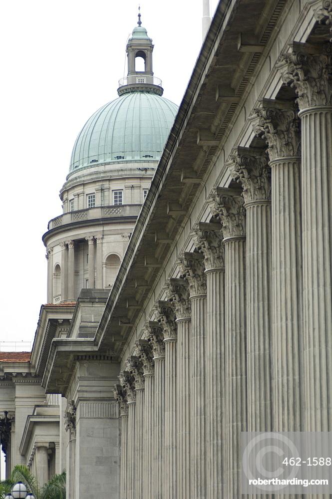 City Hall, Singapore, Southeast Asia, Asia