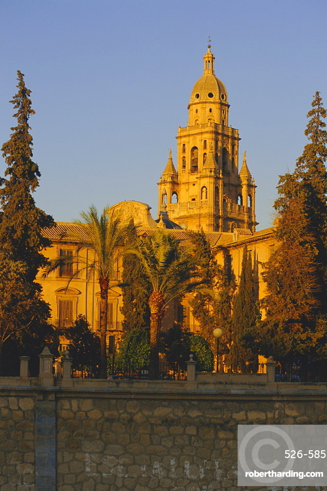 Murcia Cathedral, Spain, Europe