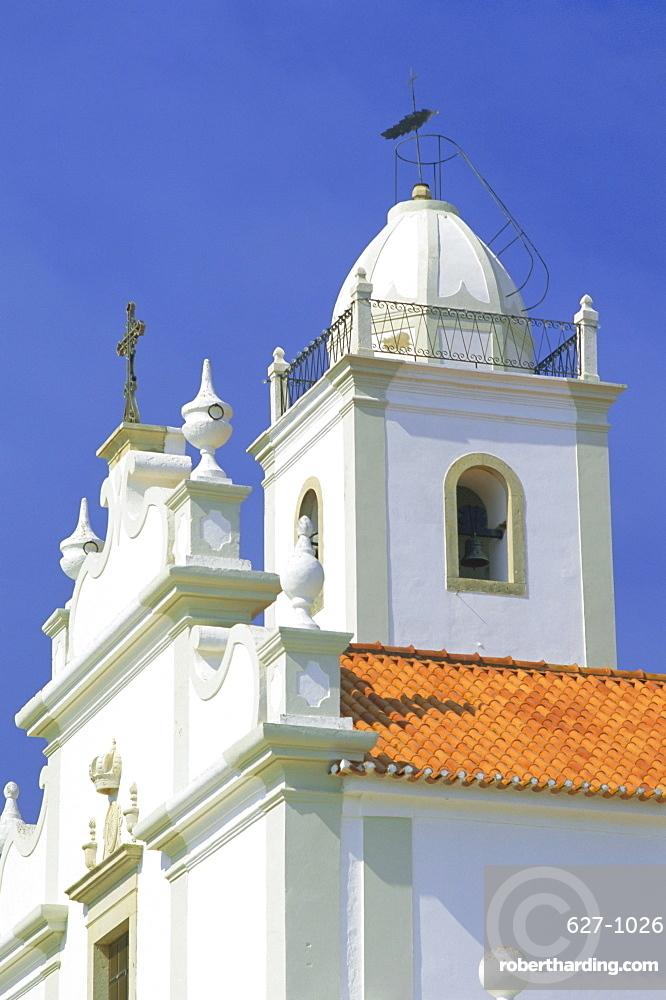 Church, Albufeira, Algarve, Portugal, Europe