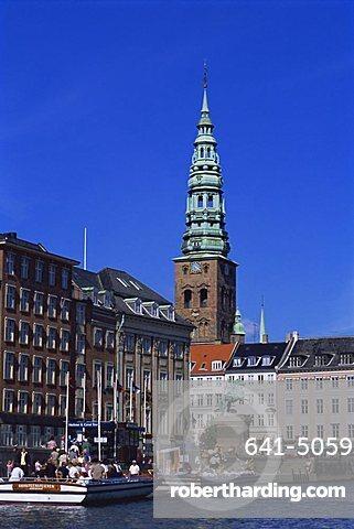 Church, Copenhagen, Denmark, Scandinavia, Europe