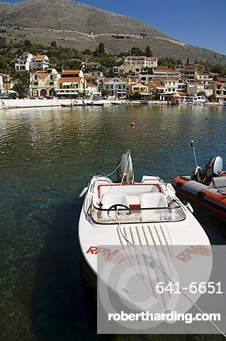 Agios Efimia, Kefalonia (Cephalonia), Ionian Islands, Greece, Europe