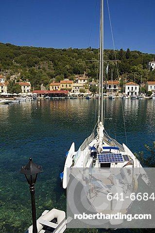 Kuoni, Ithaca, Ionian Islands, Greece, Europe