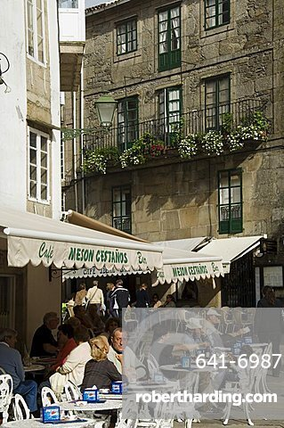 Santiago de Compostela, Galicia, Spain, Europe