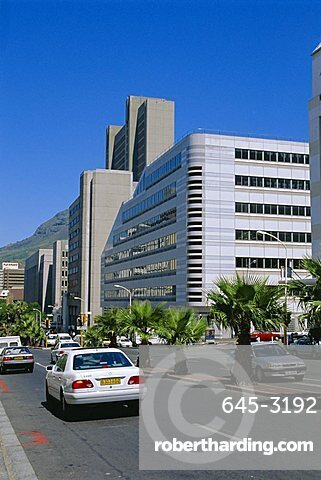 Cape Town, City Centre, South Africa