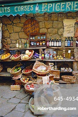 Sartene, Corsica, France