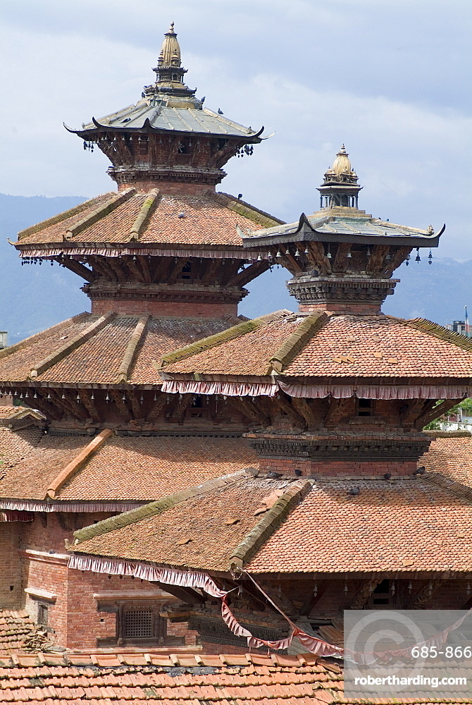 Durbar Square, Patan, Nepal, Asia