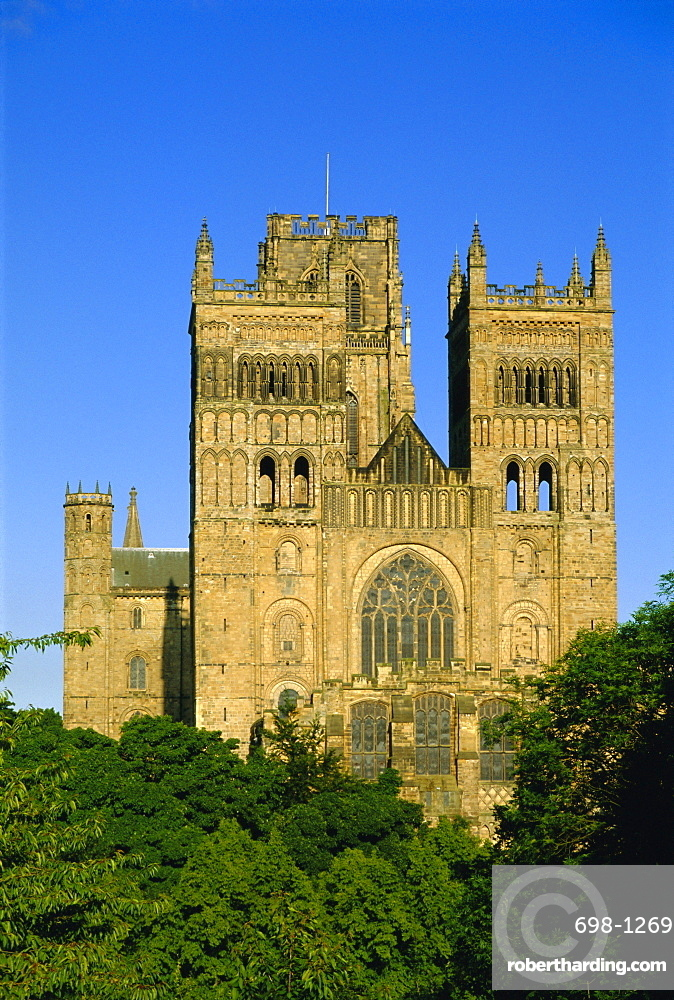 The Cathedral, Durham, County Durham, England, UK