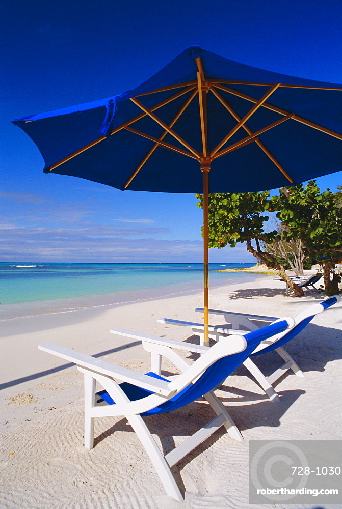 White Chairs, Antigua, West Indies
