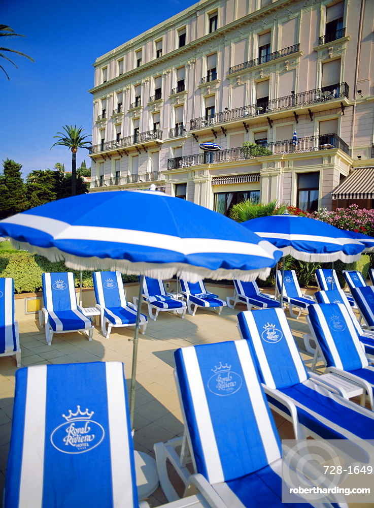 Royal Riviera Hotel, Cannes, France