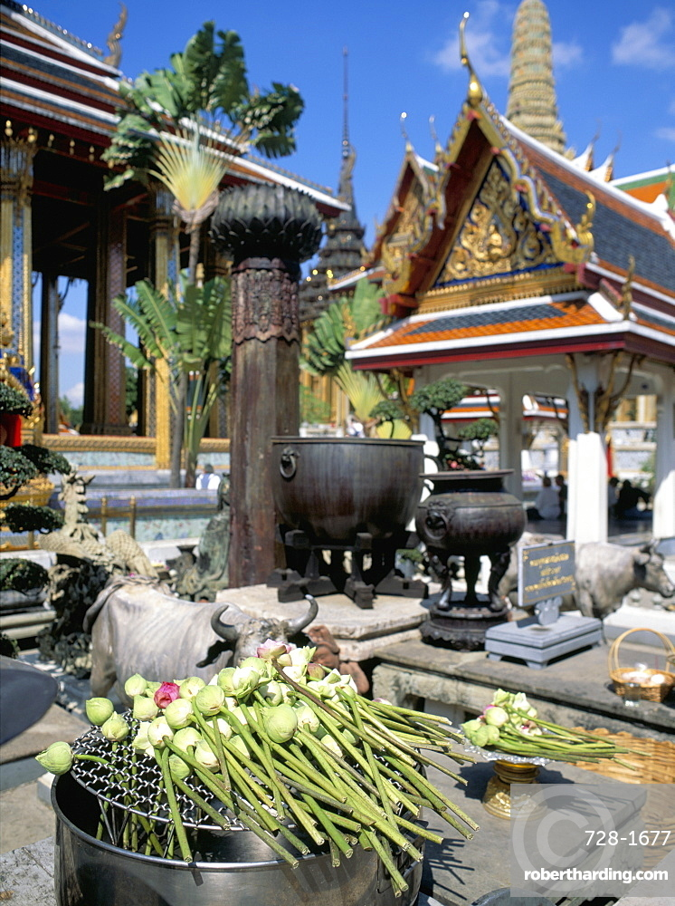 The Grand Palace, Bangkok, Thailand, Southeast Asia, Asia