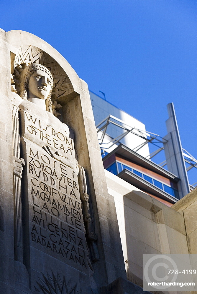 Los Angeles Central Library, Los Angeles, California, United States of America, North America