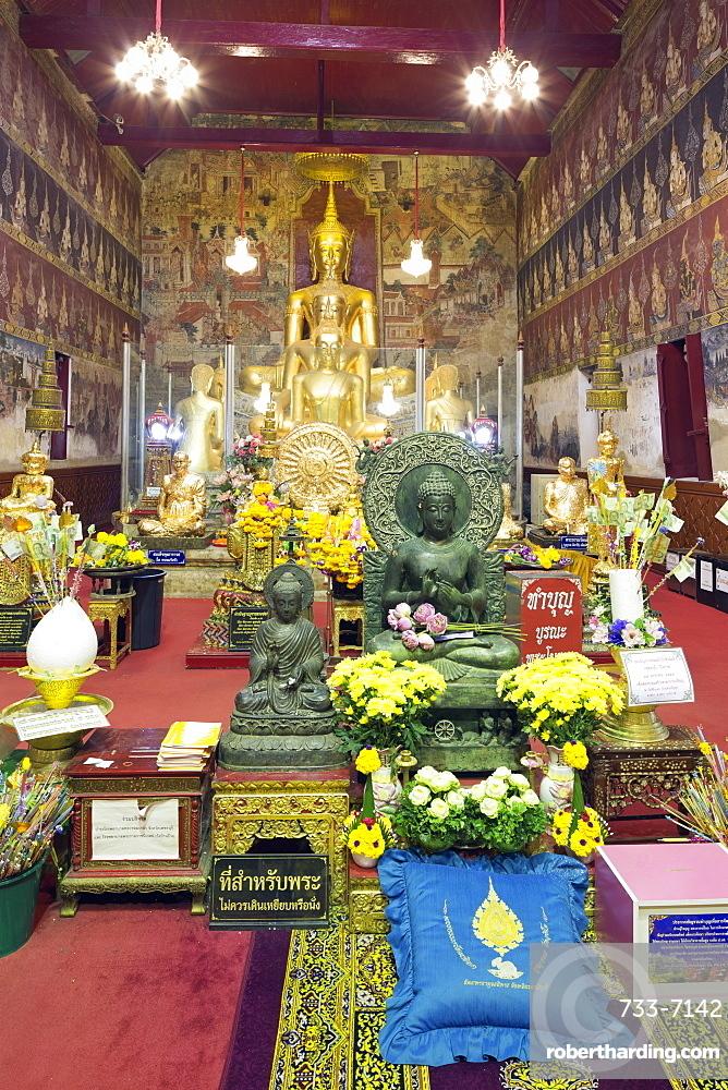 Matathat temple, Petburi City, Petchaburi, Thailand, Southeast Asia, Asia