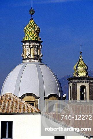 Santa Maria di Costantinopoli, Sant'Agata de' Goti, Campania, Italy