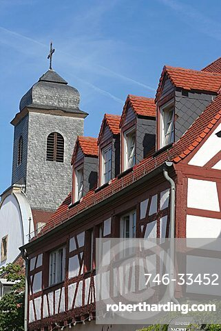 Freinsheim, Reinland-Palatinate, Germany, Europe