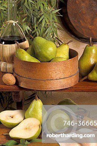 Williams pears, Italy