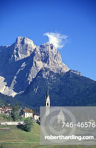 Pelmo mountain, Veneto, Italy