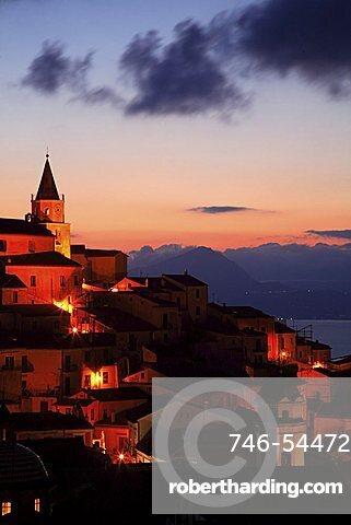 Landscape, Maratea, Basilicata, Italy