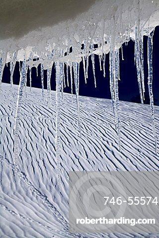 Ice, Brentonico, Trentino Alto Adige, Italy