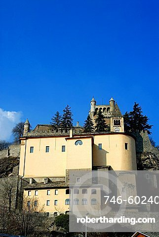 Sarre Castle, Sarre, Aosta province, Aosta Valley