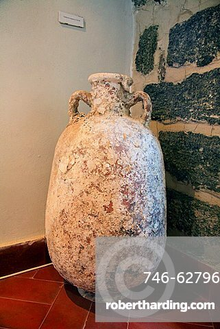 Archaeological museum, Ustica, Ustica island, Sicily, Italy