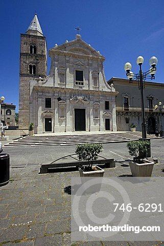 Cathedral, Melfi, Basilicata, Italy