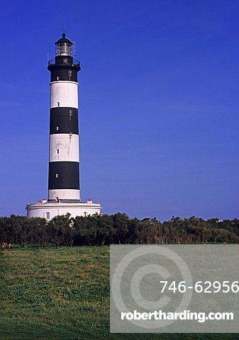 Lighthouse, Island of Oleron, France, Europe