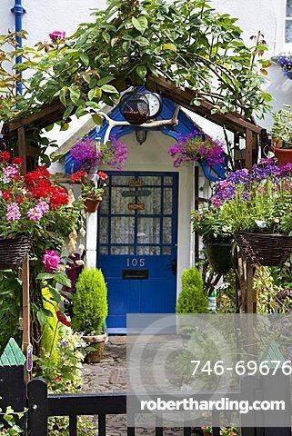 Clovelly, Devon, England, Great Britain