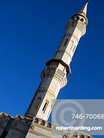 Middle East, Jordan, Amman, The multi-cultural capital of Jordan between the desert and the Jordan Valley