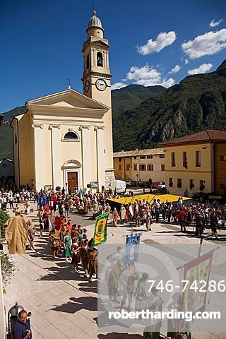 Historic recalling Uva e Dintorni,  Sabbionara d'Avio, Bassa Vallagarina, Trentino Alto Adige, Italy, Europe