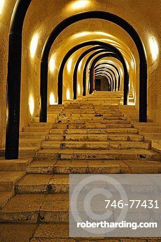 Cavaliers St. James and St. John, Valletta, Malta, Europe