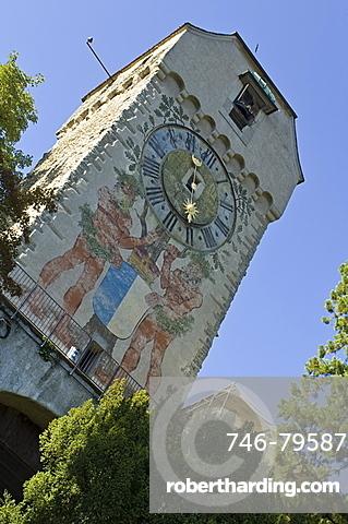 musegg tower, lucerne, switzerland