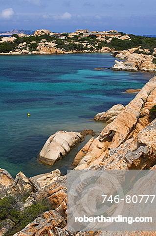 Cala Francese beach, La Maddalena, Olbia - Tempio district, Sardinia, Italy, Europe