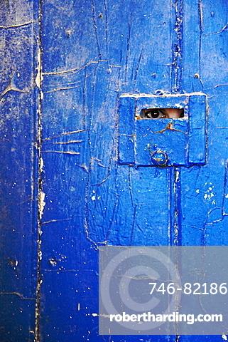 Prison, Cala d'Oliva, Asinara island, Porto Torres, Sardinia, Italy, Europe