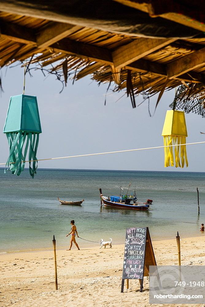 Klong Khong beach, Ko (Koh) Lanta, Thailand, Southeast Asia, Asia