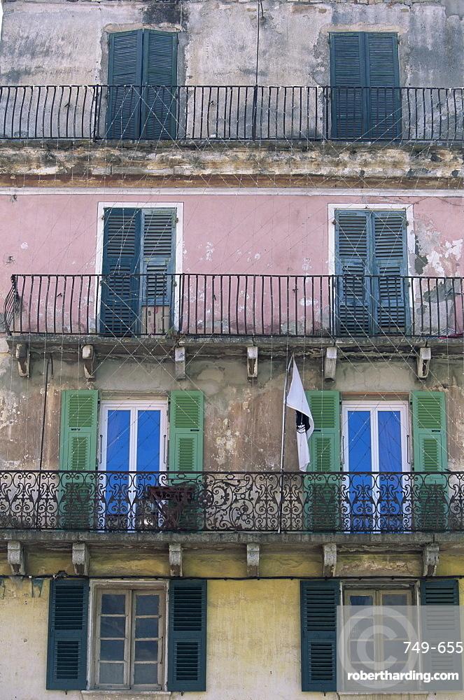 Corte, Corsica, France, Europe