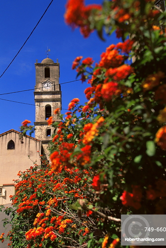 Ota, Corsica, France, Europe